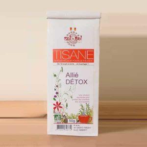 Tisane allié detox biologique - 50g