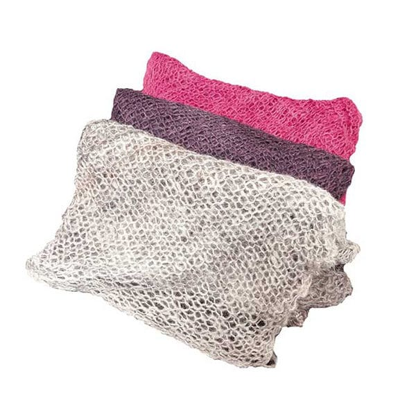 chale en laine d'alpaga