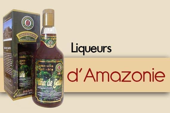 Liqueurs d'Amazonie - Importées par Saldac