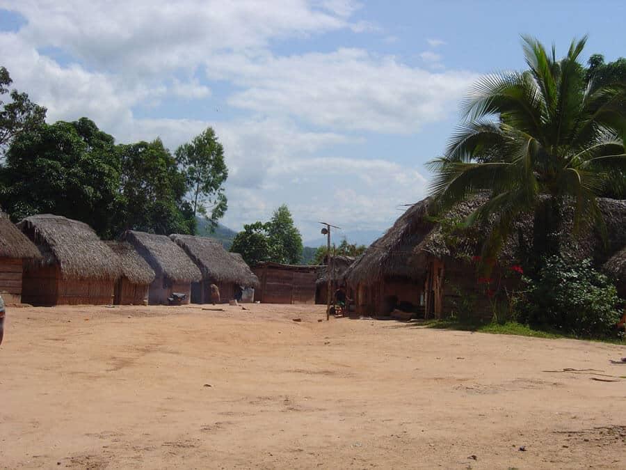 Le village de certains producteurs