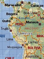 Sanchirio Palomar: près de La Merced au Pérou