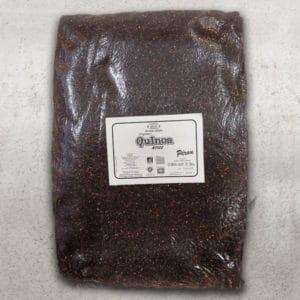 Quinoa Noire bio du Pérou - 5 kg