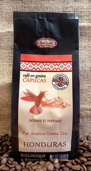 Honduras grain 250 g